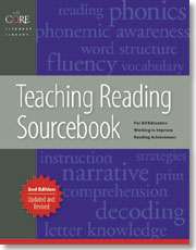 CORE Teaching Reading Sourcebook
