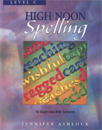 High Noon Spelling - Set C