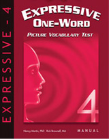 Expressive One-Word Picture Vocabulary Test 4 (EOWPVT)- NEW!