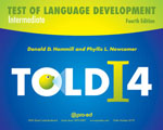 Test of Language Development- Intermediate (TOLD: I-4)