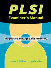 Pragmatic Language Skills Inventory (PLSI)