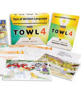 Test of Written Language (TOWL-4) - COMPLETE KIT