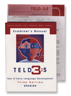 Test of Early Language Development -Spanish (TELD 3:S)