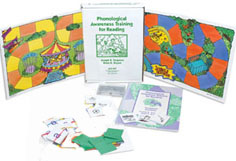 Phonological Awareness Training for Reading - Special Offer - Save $60.00