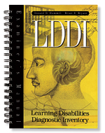 Learning Disability Diagnostic Inventory (LDDI) -  Complete Kit