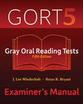 Gray Oral Reading Test -5 (GORT-5) - Complete Kit-New Edition