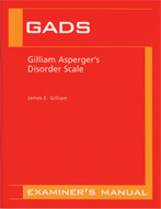 Gilliam Asperger's Disorder Scale (GADS) - COMPLETE KIT