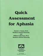 Quick Assessment for Aphasia - COMPLETE KIT
