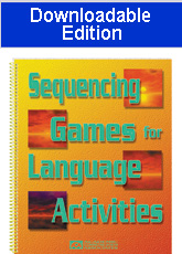 Sequencing Games and Language Activities (Downloadable Edition)