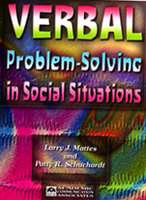 Verbal Problem Solving in Social Situations
