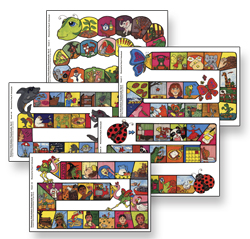 Sentence Articulation Gameboards - Set 2