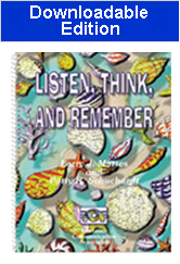 Listen, Think, and Remember (Downloadable Edition)