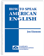 How to Speak American English