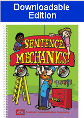 Sentence Mechanics (Downloadable Edition)