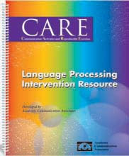 CARE Language Processing Intervention Resource