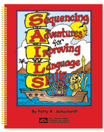 Sequencing Adventures for Improving Language Skills (SAILS)
