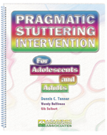 Pragmatic Stuttering Intervention for Adolescents and Adults