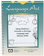 Language Art: Using Children's Artwork to Develop Language and Literacy Skills