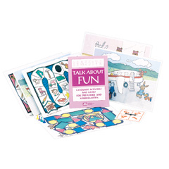 Talk About Fun: Language Activities and Games for Preschool and Kindergarten