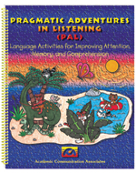 Pragmatic Adventures in Listening (PAL)