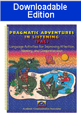 Pragmatic Adventures in Listening (PAL) - Downloadable Edition