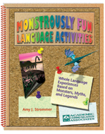 Monstrously Fun Language Activities