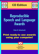 Reproducible Speech and Language Awards (CD Edition)