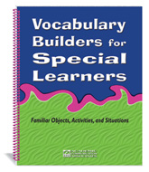 Vocabulary Builders for Special Learners