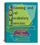Listening and Oral Vocabulary Exercises (LOVE)