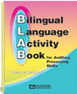 Bilingual Language Activity Book for Auditory Processing Skills