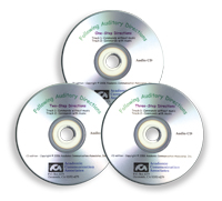 Following Auditory Directions CD Pack