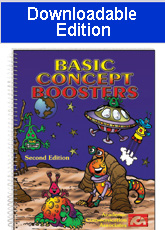 Basic Concept Boosters (Downloadable Edition)