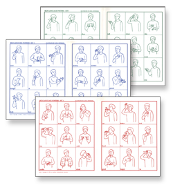 Sign Language Posters