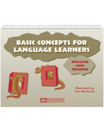 Basic Concepts for Language Learners: English and Spanish