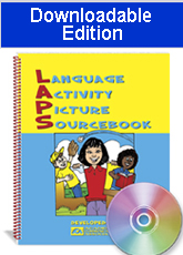 Language Activity Picture Sourcebook (Downloadable Edition)