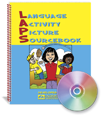 Language Activity Picture Sourcebook with CD