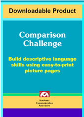 Comparison Challenge (Downloadable Edition)