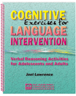 Cognitive Exercises for Language Intervention