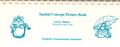 Spatial Concept Picture Book (Flip Book)