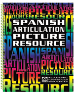 Spanish Articulation Picture Resource