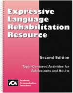 Expressive Language Rehabilitation Resource