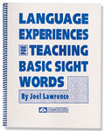 Language Experiences for Teaching Basic Sight Words
