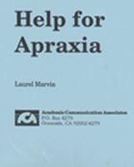 Help for Apraxia: Information for the Family
