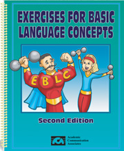 Exercises for Basic Language Concepts