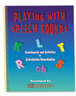Playing with Speech Sounds