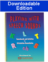 Playing with Speech Sounds (Downloadable Edition)