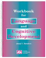 Workbook for Language and Cognitive Development