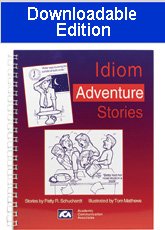 Idiom Adventure Stories (Downloadable Edition)
