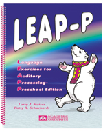 Language Exercises for Auditory Processing - Preschool (LEAP-P)