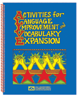 Activities for Language Improvement and Vocabulary Expansion (ALIVE)